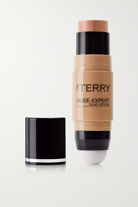 Neutral Nude Expert Foundation Duo Stick - Golden Sand 10 | BY TERRY wVooQs