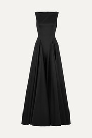 Alaïa Cotton-gabardine maxi dress