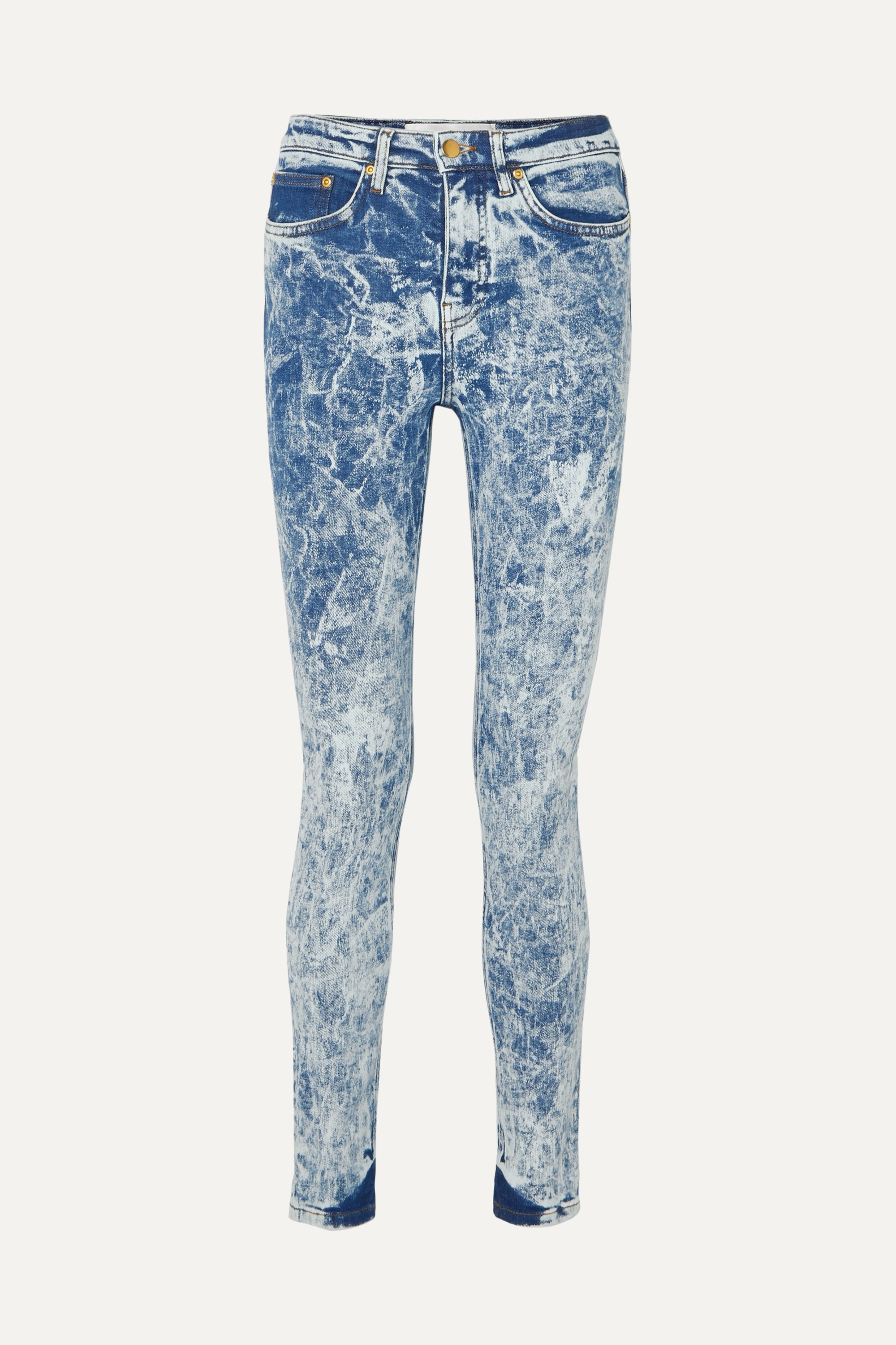 Victoria, Victoria Beckham High-rise skinny jeans