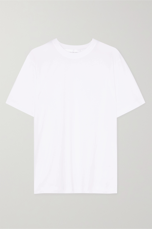 Victoria, Victoria Beckham The Victoria cotton-jersey T-shirt