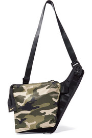 Nike Air Max camouflage-print shell bag