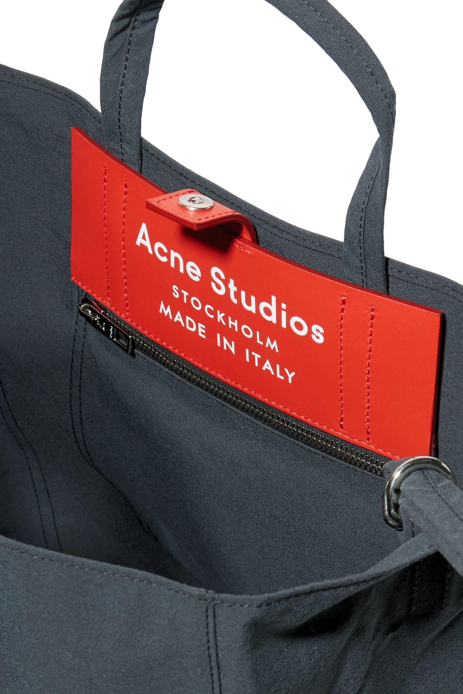 Acne Studios Baker canvas tote