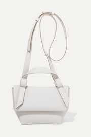 Musubi Milli small knotted leather shoulder bag