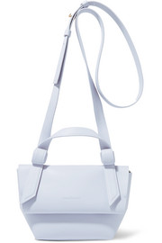 Acne Studios Musubi Milli knotted leather shoulder bag