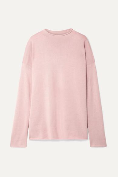 Oversized Alpaca And Silk Blend Sweater by Mansur Gavriel