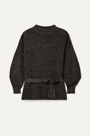 APIECE APART Arkestra belted knitted sweater