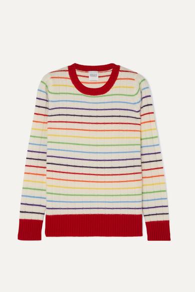 Madeleine Thompson Salerno cashmere sweater
