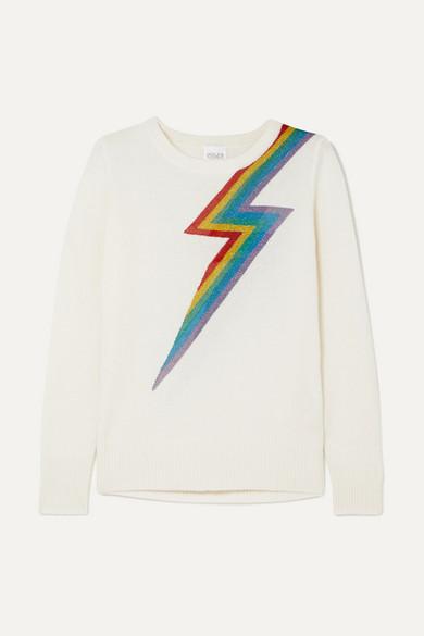 Madeleine Thompson Chianti cashmere sweater