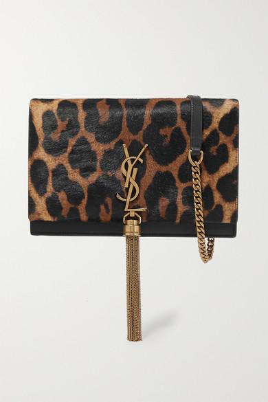 YSL Animal Print Bag