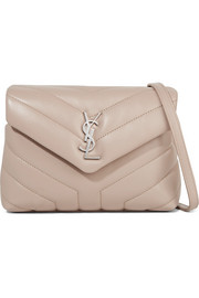 Loulou Toy quilted leather shoulder bag