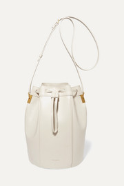 SAINT LAURENT Talitha medium leather bucket bag