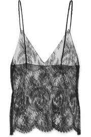 Saint Laurent Lace camisole