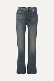EVE Denim Juliette high-rise straight-leg jeans