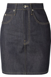 Tallulah denim mini skirt