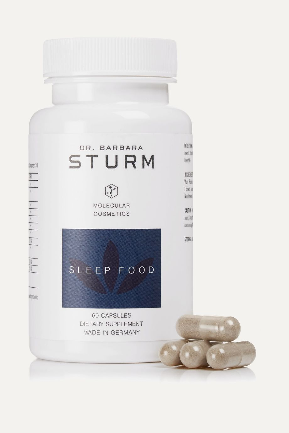 Dr. Barbara Sturm Sleep Food (60 capsules)