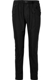 8f7b2be6c3bb Nike + Matthew Williams paneled stretch and shell slim-leg pants
