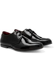 Size 29 - 36 patent-leather shoes