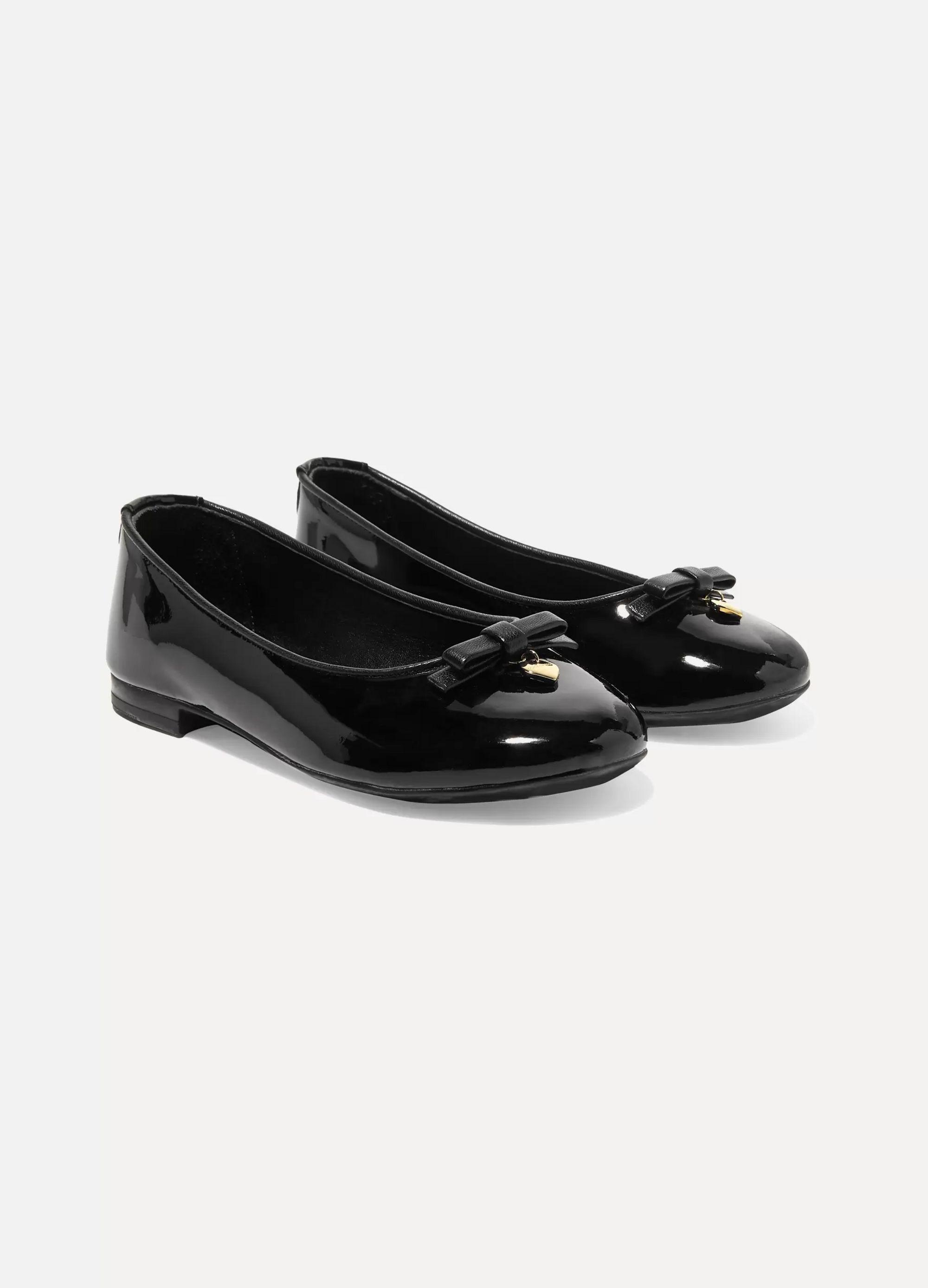 Black Size 29 - 36 bow-embellished