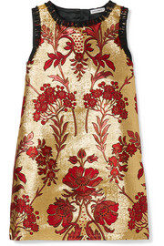 Ages 8 - 12 brocade dress