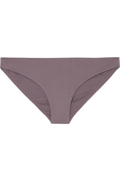 BROOCHINI Tikehau Bikini Briefs in Gray