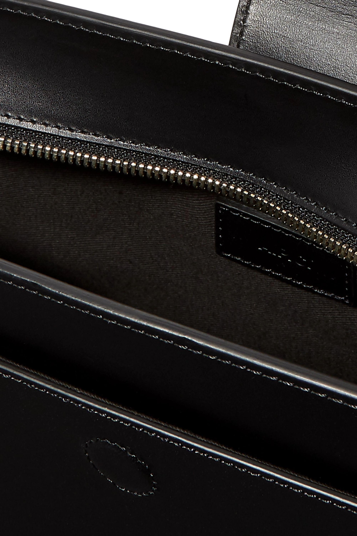 A.P.C. Atelier de Production et de Création Albane leather shoulder bag