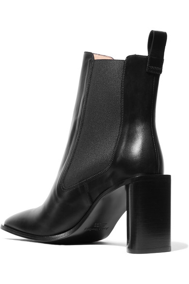 5d63995b9d2 Acne Studios   Bethany leather ankle boots   NET-A-PORTER.COM