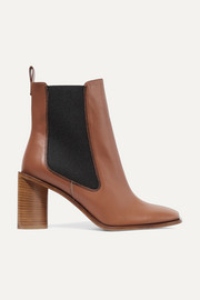 Bethany leather ankle boots