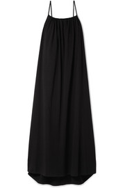 The Row Dresia Maxikleid aus Baumwoll-Jersey