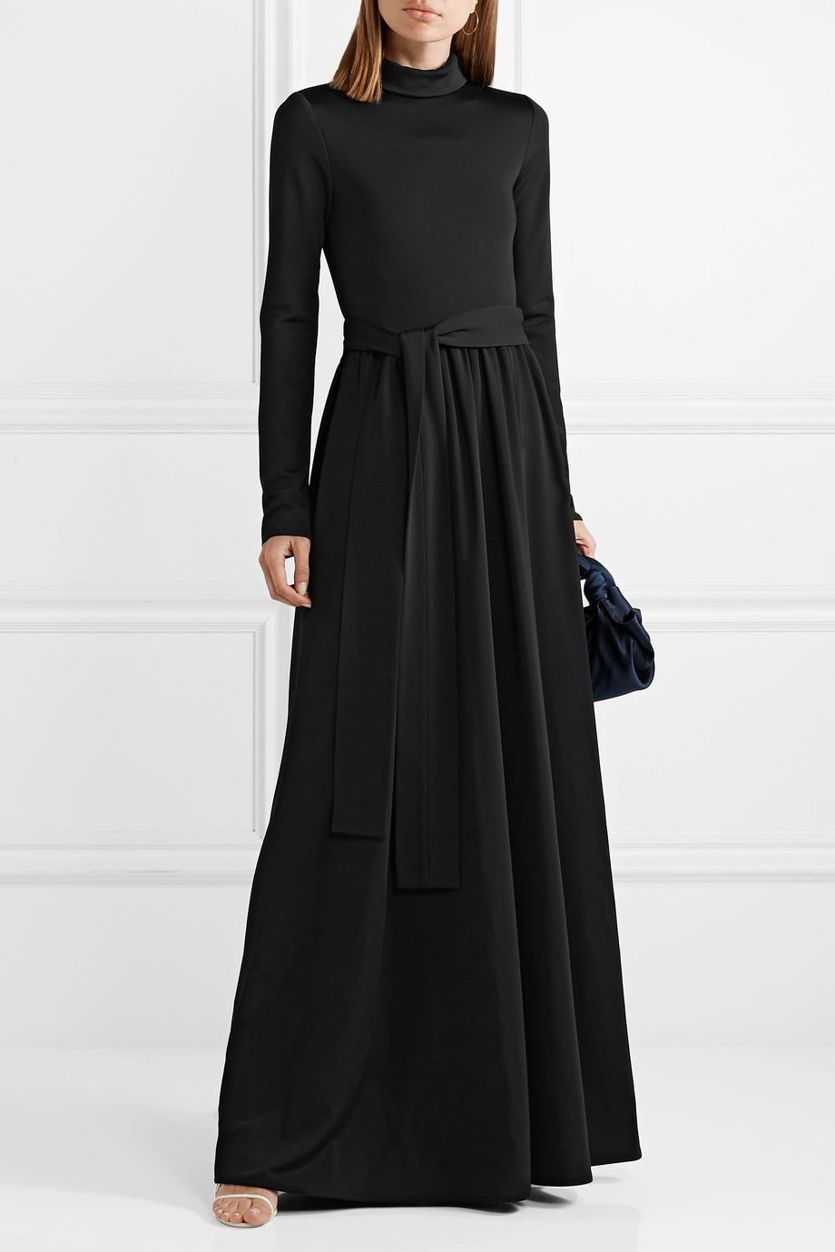 The Row Damico ponte gown