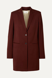 The Row Batilda wool jacket