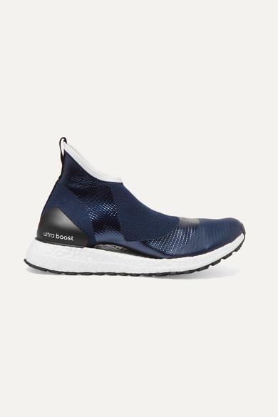 293e743f1 adidas by Stella McCartney. + Parley for the Oceans UltraBOOST X All  Terrain metallic Primeknit sneakers