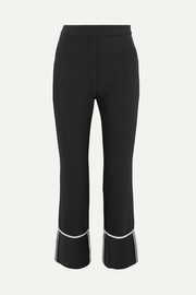 Ellery Bembe stretch-crepe slim-leg pants