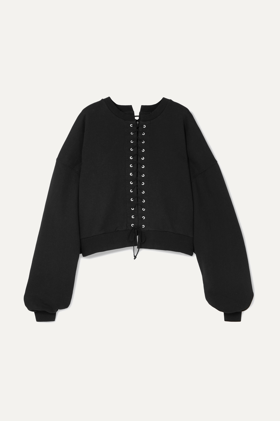 Exact Product: Hailey Baldwin Black Oversized Jumper 2019, Brand: Unravel Project, Available on: net-a-porter.com, Price: $645