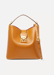 Murphy leather bucket bag