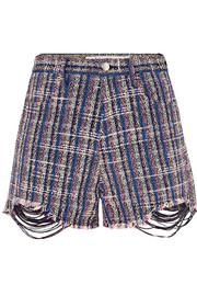 Short en tweed Hearty