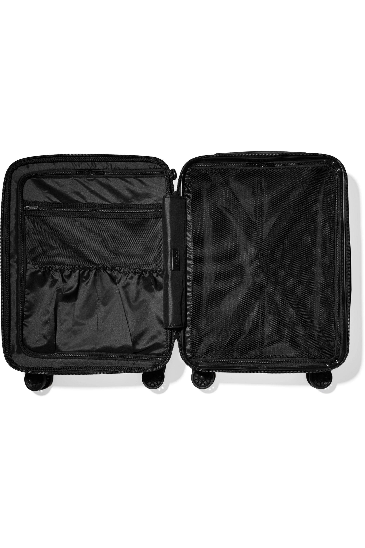 CALPAK Terrazzo Carry-On marbled hardshell suitcase