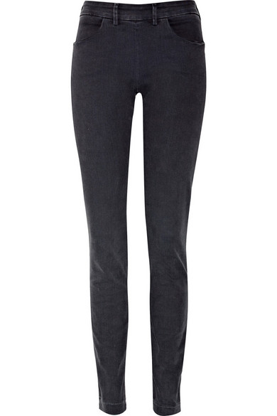 c7717191a12c Acne Studios   Skin Rocca mid-rise skinny jeans   NET-A-PORTER.COM