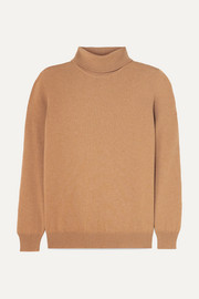 Casla cashmere turtleneck sweater