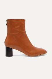 Florence leather ankle boots