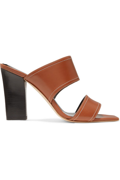 Aeyde Mules SERENA LEATHER MULES