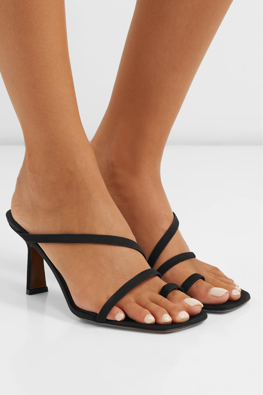 Neous Venus faille sandals