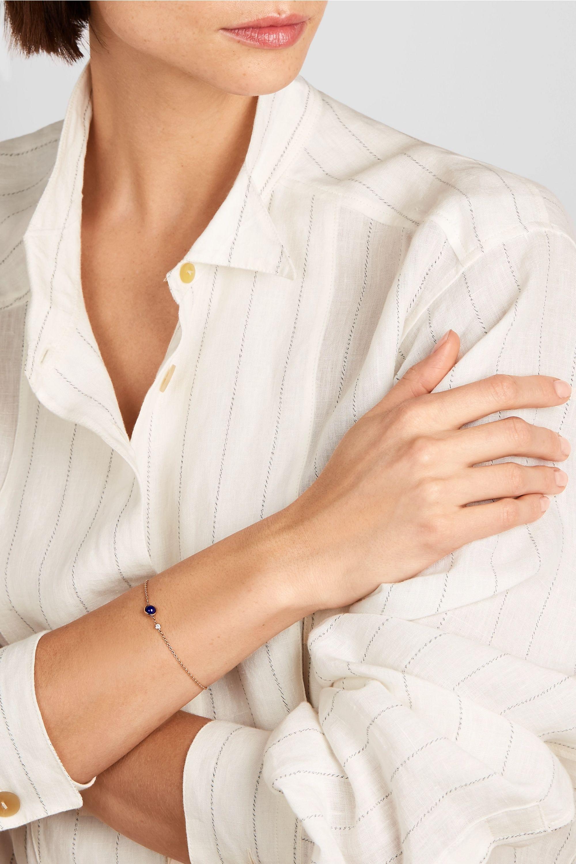 Piaget Possession Armband aus 18 Karat Roségold mit Lapislazuli und einem Diamanten