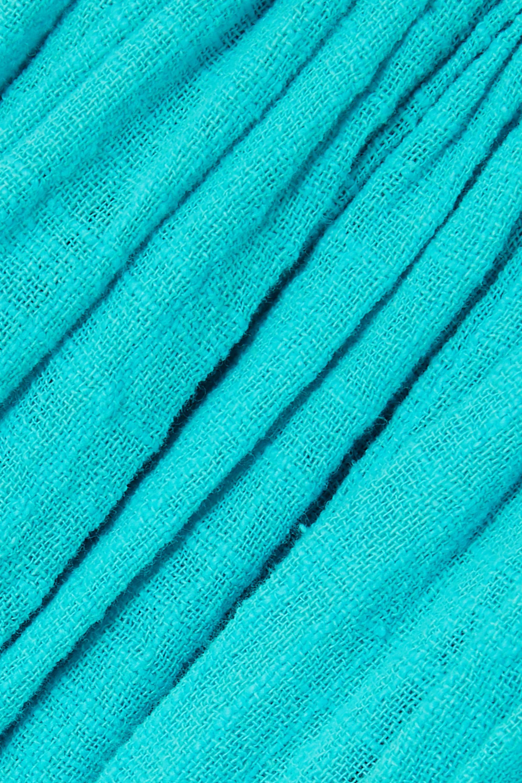 Kalita Balloon cotton-gauze jumpsuit