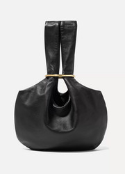 Sensillo leather tote