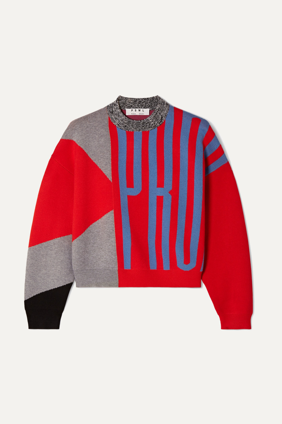 Pswl Sweater by Proenza Schouler, available on net-a-porter.com for $395 Olivia Culpo Outerwear Exact Product