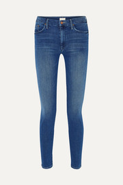 The Looker high-rise skinny jeans