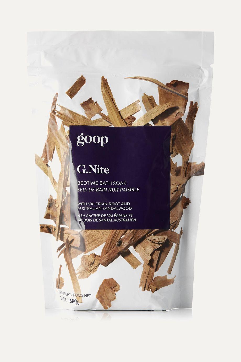 goop G.Nite Bath Soak, 680g