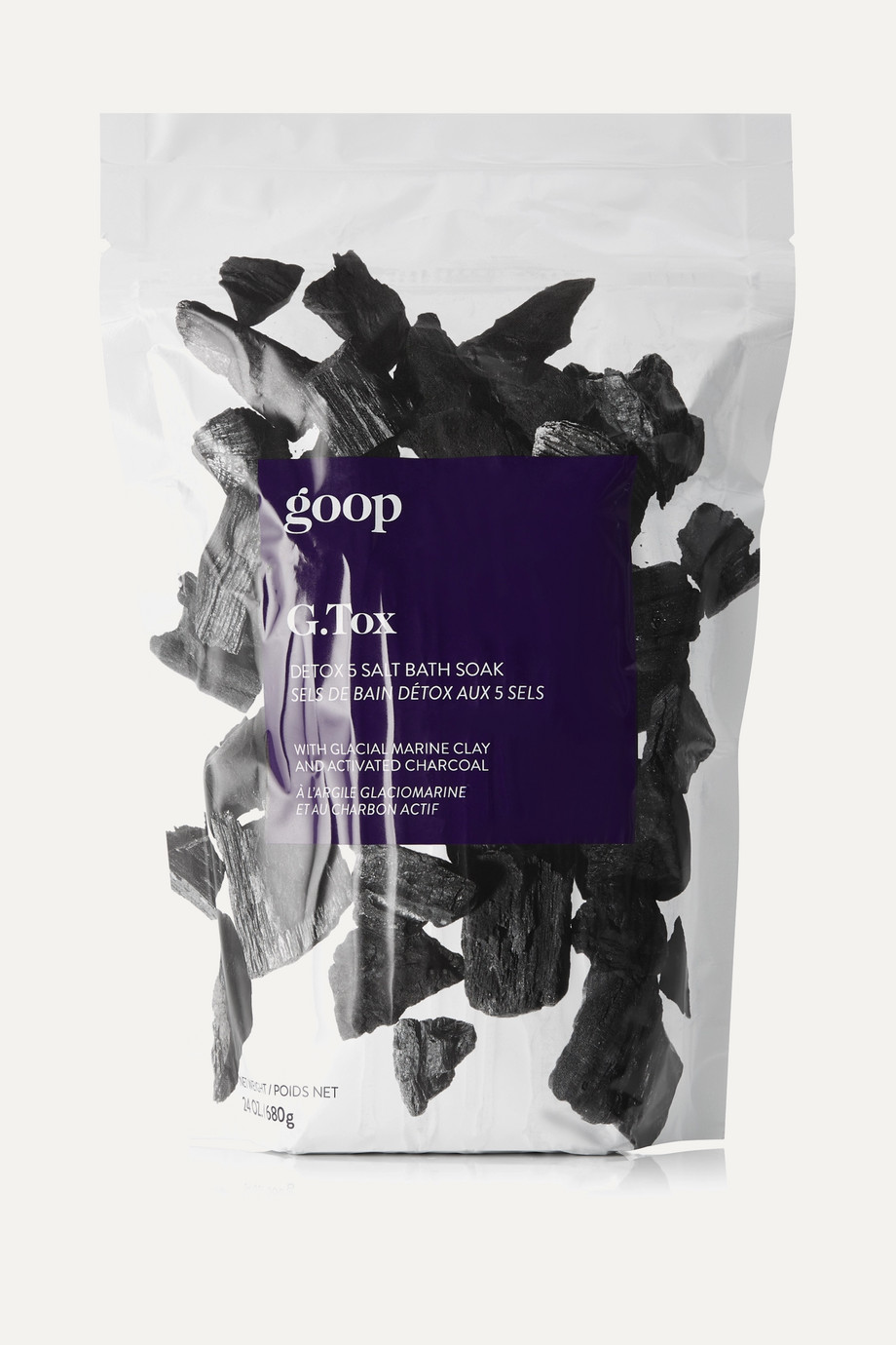 goop G.Tox Bath Soak, 680g