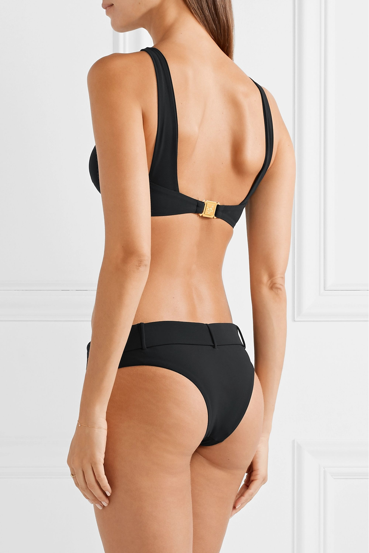 Agent Provocateur Laurella belted bikini briefs