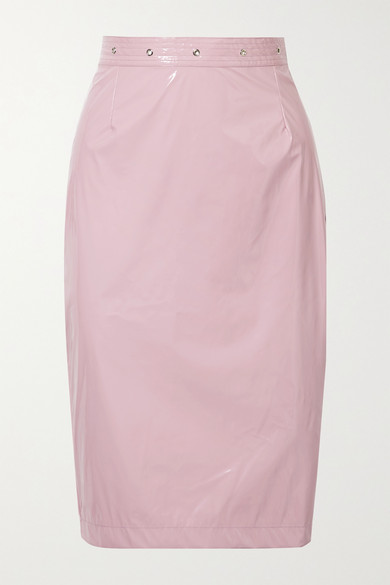 Fleur Du Mal Leathers PVC SKIRT